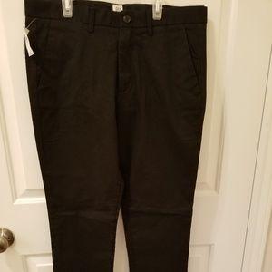Men's corduroy skinny pants